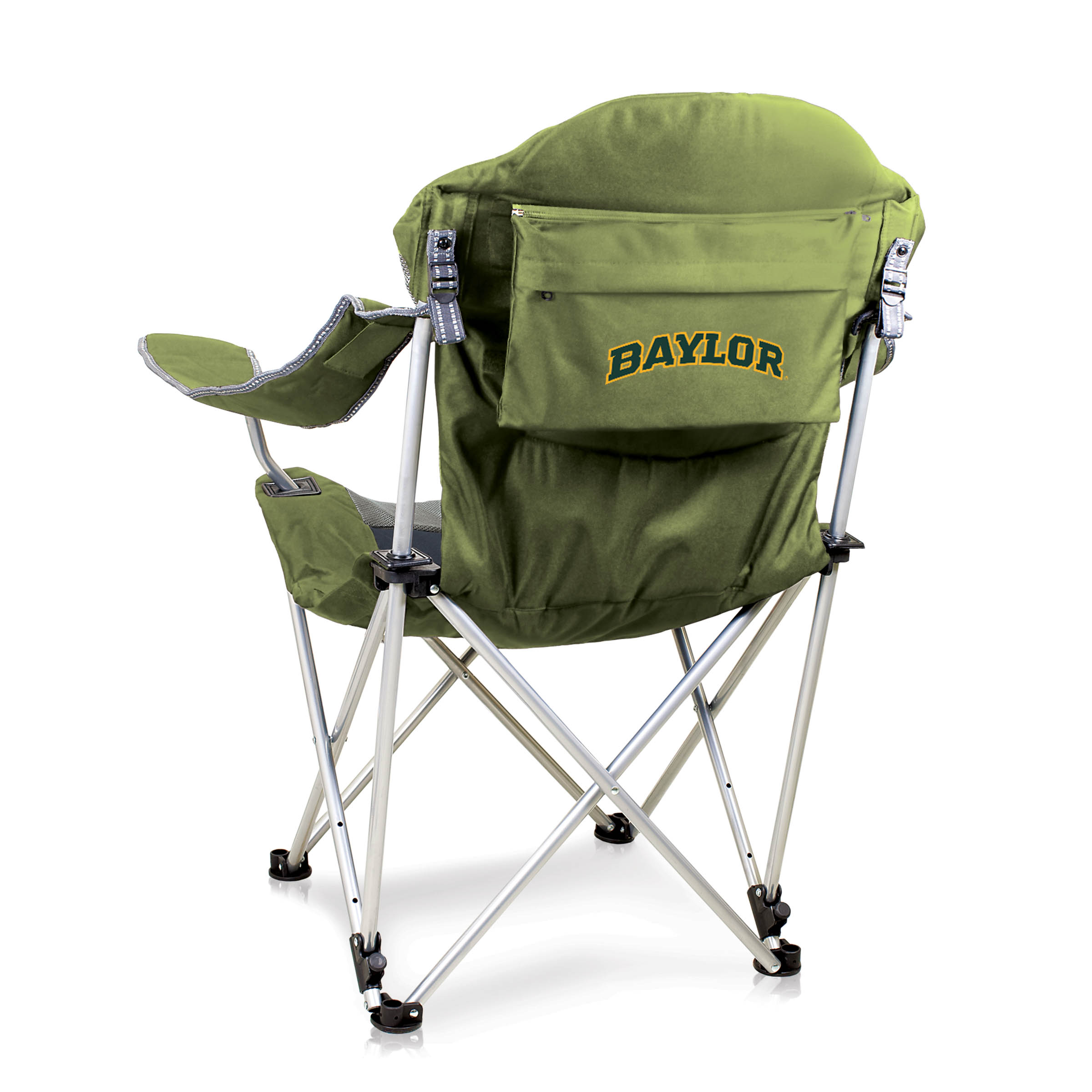 Incredible Reclining Camp Chair Sage Green Baylor University Digital Print Gmtry Best Dining Table And Chair Ideas Images Gmtryco